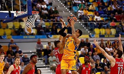 Ο Ολυμπιακός άφησε το μπάσκετ σε δεύτερη μοίρα και το πληρώνει