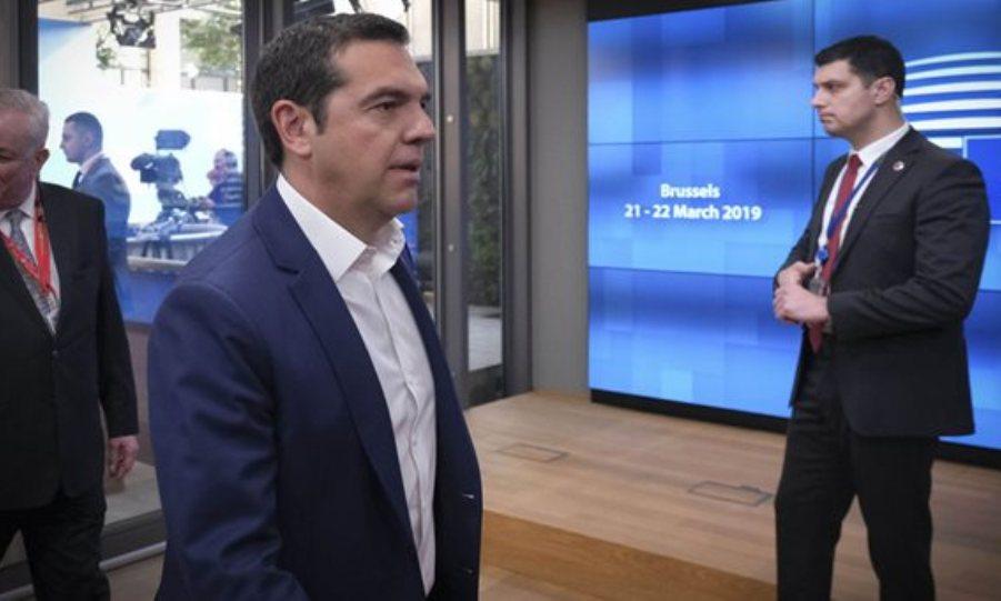 Διορία για Brexit μέχρι 22 Μαΐου πρότεινε ο Τσίπρας
