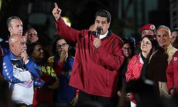 Μαδούρο: Ο επιτελάρχης του Γκουαϊδό συνελήφθη για ανάμιξη σε «πυρήνα τρομοκρατών»