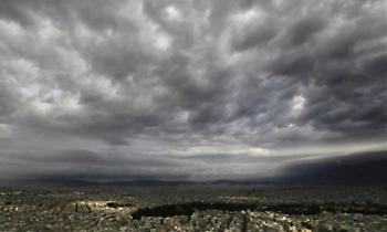 Συννεφιά και πτώση της θερμοκρασία σήμερα-Πού θα βρέξει