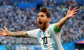 Απίθανο βίντεο της Αργεντινής για την επιστροφή του Μέσι στην εθνική