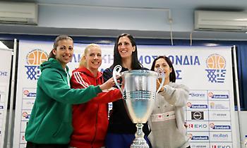 Ημιτελικός «αιωνίων» στο Κύπελλο Γυναικών σήμερα