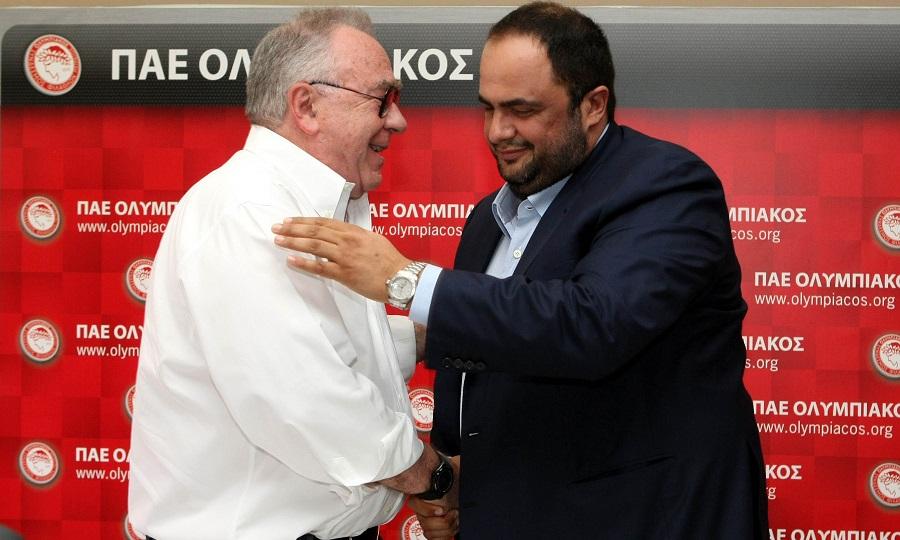 Σταματέλος: «Η κόντρα Κόκκαλη-Μαρινάκη και ο Πόνσε»
