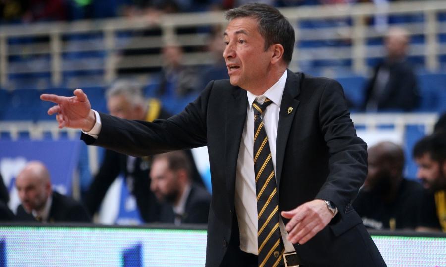 Μπάνκι: «Να μην μας επηρεάσει το ματς με την Μπάμπεργκ, πιστεύω στους παίκτες μου»