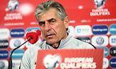 Αναστασιάδης: «Ο βασικός στόχος να πείσουμε την Εθνική ότι μπορεί»