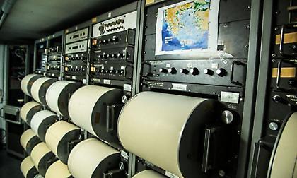 Ισχυρός σεισμός στα Δωδεκάνησα