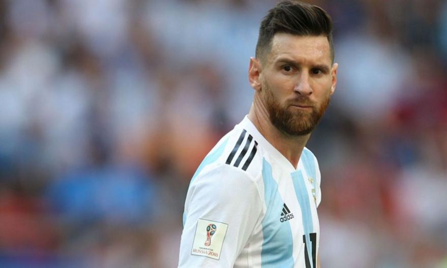Τραυματίας ο Μέσι, δεν παίζει με Μαρόκο