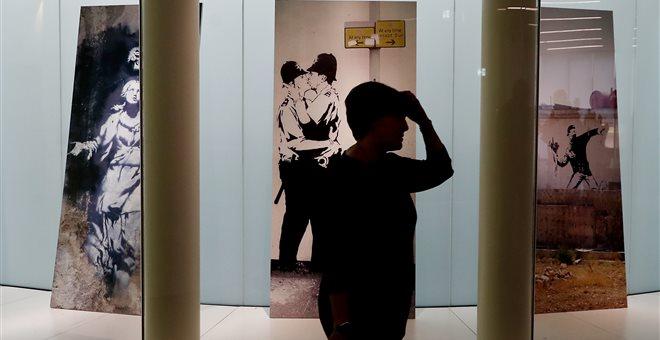 Banksy: «Ψεύτικη η έκθεση στην Αθήνα, δεν έχει τη συγκατάθεσή μου»