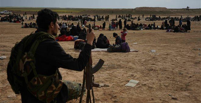 Συριακές Δημοκρατικές Δυνάμεις: Εξουδετερώθηκε πλήρως το χαλιφάτο του ΙSIS