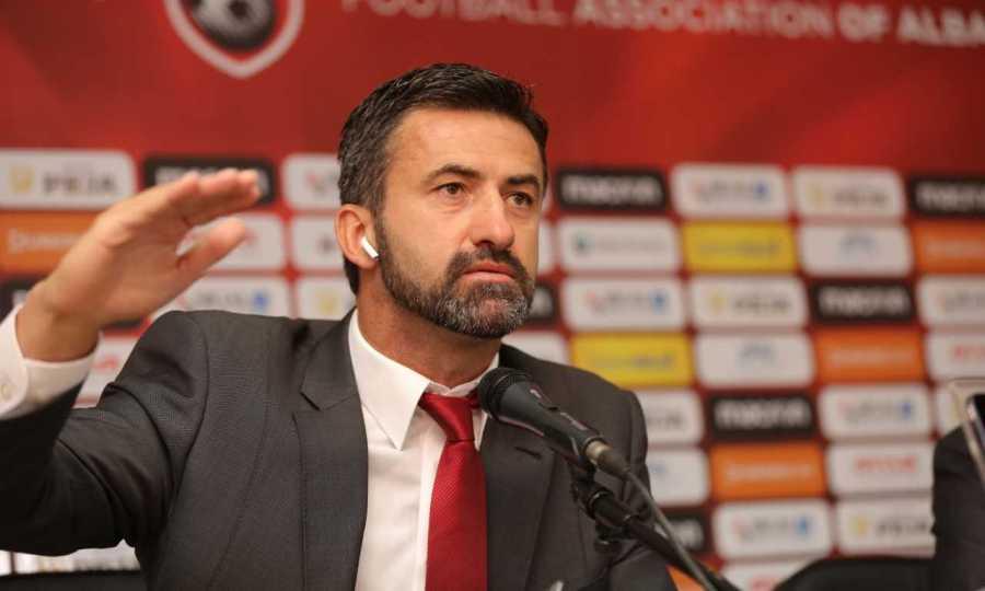 Απολύθηκε ο Πανούτσι από την εθνική Αλβανίας
