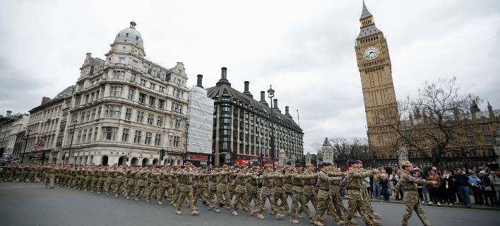 Operation Redfold: Το στρατιωτικό σχέδιο του Λονδίνου για το άτακτο Brexit