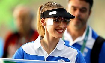 «Ασημένια» στο Ευρωπαϊκό πρωτάθλημα η Κορακάκη!