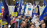 Βρετανία: Λαοθάλασσα υπέρ του δεύτερου δημοψηφίσματος για το Brexit