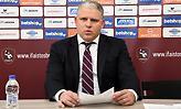 Μανωλόπουλος: «Ήμασταν ανταγωνιστικοί αλλά είχαμε και άσχημα ποσοστά στα σουτ»
