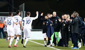 LIVE: Λιχτενστάιν-Ελλάδα 0-1