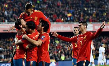 Βγήκε ξανά μπροστά για την Ισπανία ο Ράμος!