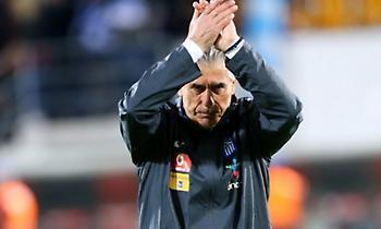Αναστασιάδης: «Μας έφυγε το άγχος με το γκολ του Φορτούνη, χρειάζεται πειθαρχία και συνέπεια»