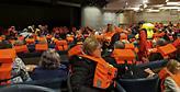 Νορβηγία: 338 άνθρωποι έχουν απομακρυνθεί από το κρουαζιερόπλοιο