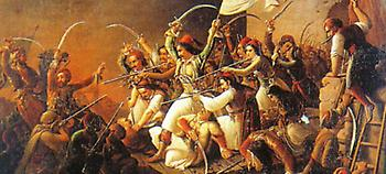 Επανάσταση του 1821: Οταν οι πολιορκημένοι στο Μεσολόγγι έτρωγαν ποντίκια και νεκρούς για να ζήσουν
