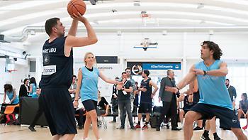 Με μεγάλη επιτυχία ο φιλανθρωπικός Celeb αγώνας μπάσκετ της W.I.N. Hellas στο Eurohoops Dome! (vid)