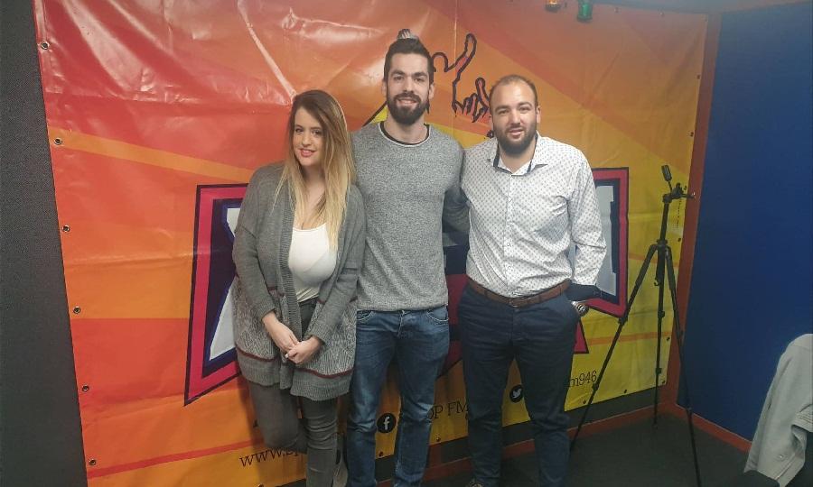 Τζηράς στον ΣΠΟΡ FM: «Έχει αρχίσει ονειρικά στο χάντμπολ ο Ολυμπιακός»