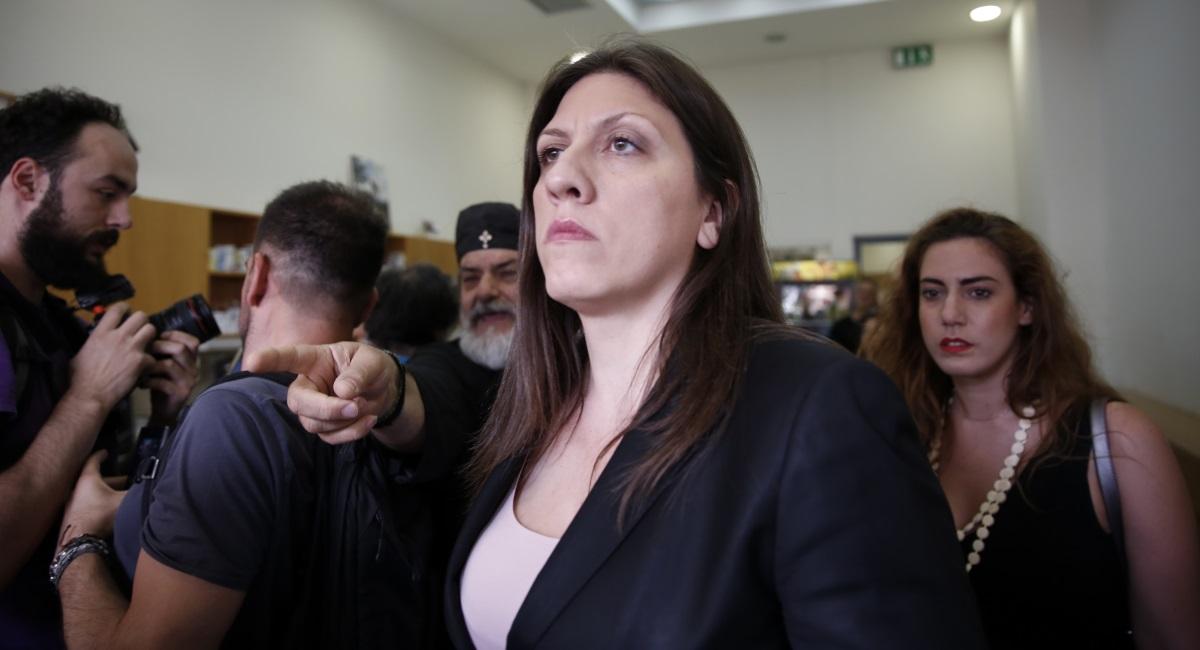 Η Ζωή Κωνσταντοπούλου απασφάλισε: Σκληρή επίθεση στον Αλέξη Τσίπρα