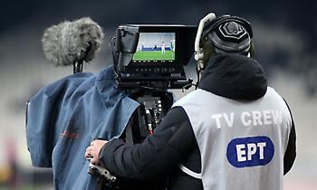 Ανακοίνωσε το μπάτζετ για τα τηλεοπτικά της Super League 2 η ΕΡΤ