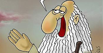 Ο Αρκάς το τερμάτισε: Επικό το τελευταίο σκίτσο για τον Αλέξη Τσίπρα