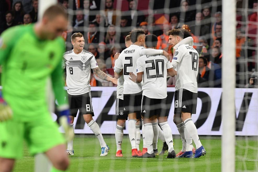 Και στο τέλος νικούν οι Γερμανοί…
