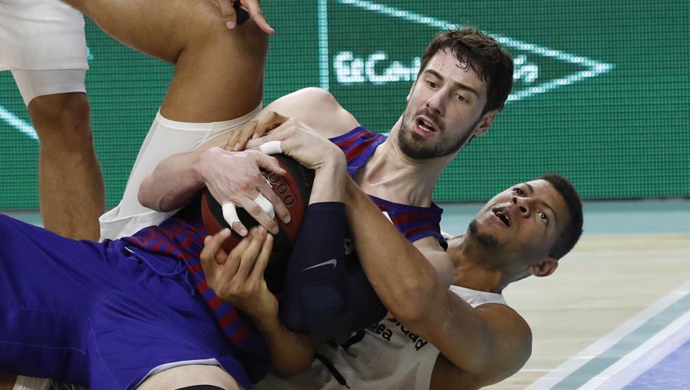 Τα highlights από τη νίκη της Μπαρτσελόνα μέσα στη Μαδρίτη