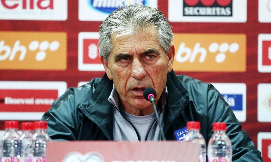 Αναστασιάδης: «Ήρθαμε να παίξουμε για τη νίκη. Αύριο θα ξέρουμε για τον Σωκράτη»