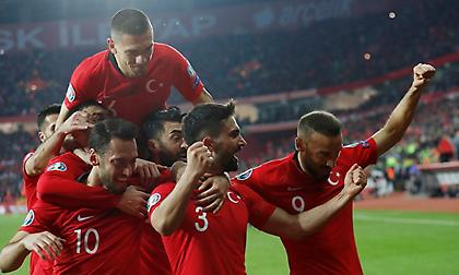 Άνετα οι Τούρκοι τους Μολδαβούς με τεσσάρα