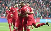 Τα highlights του αγώνα Τουρκία – Μολδαβία