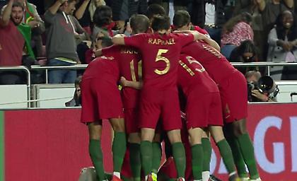 Φοβερή «πλασεδιά» του Ντανίλο Περέιρα και 1-1 η Πορτογαλία (video)