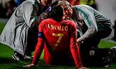 Συναγερμός σε Πορτογαλία και Γιουβέντους: Τραυματίστηκε κι έγινε αλλαγή ο Ρονάλντο! (video)