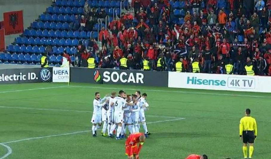 Απίθανη «γκέλα» του τερματοφύλακα της Ανδόρας, έδωσε έτοιμο γκολ στην Αλβανία