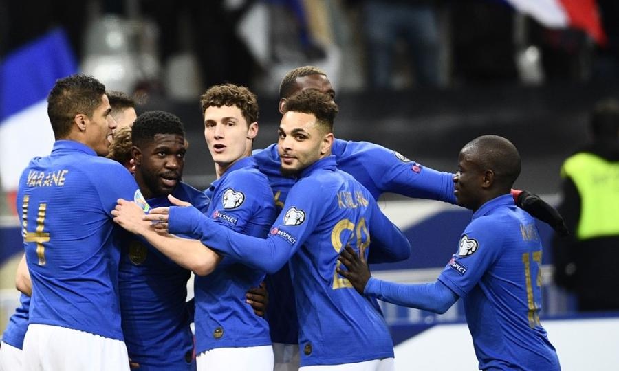 «Πάρτι» της Γαλλίας κόντρα στην Ισλανδία!