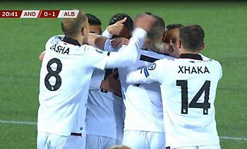Τα highlights της τριάρας της Αλβανίας (video)