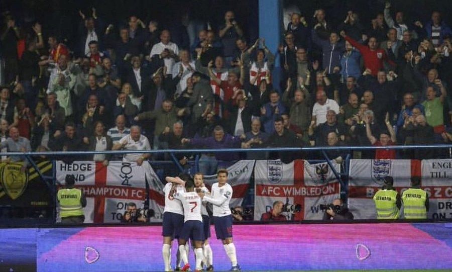 Τα highlights του Μαυροβούνιο – Αγγλία (video)