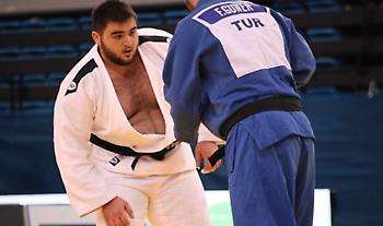 Ο Τσουμήτας το μοναδικό μετάλλιο για την Ελλάδα στο Athens Junior European Cup 2019