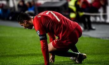 Ρονάλντο: «Το πολύ σε δύο εβδομάδες θα είμαι μια χαρά»
