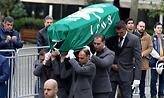 Με σημαία του Παναθηναϊκού το τελευταίο «αντίο» στον Θ. Γιαννακόπουλο (pics)