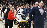 Θερμές ευχές από ολόκληρο το NBA παίρνει ο Νούρκιτς (pics)
