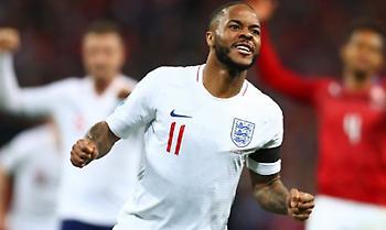 Θύματα ρατσισμού οι παίκτες της Αγγλίας- Ζητά τιμωρία της έδρας ο Στέρλινγκ