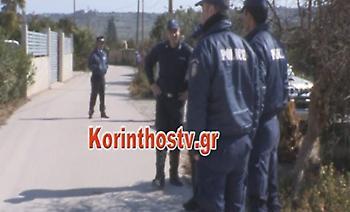 Επεισόδια στην Κόρινθο - Συμπλοκές Ρομά με αστυνομικούς