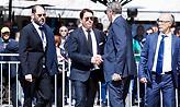 Ο Πασκουάλ στο τελευταίο αντίο του Θανάση Γιαννακόπουλου (pics)