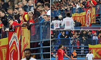 Πειθαρχική δίωξη της UEFA κατά του Μαυροβουνίου