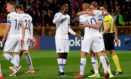 Στο χαλαρό η πρώτη νίκη για τη Φινλανδία!