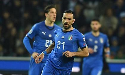 Βασικός μετά από 10 χρόνια στην εθνική Ιταλίας ο Κουαλιαρέλα!