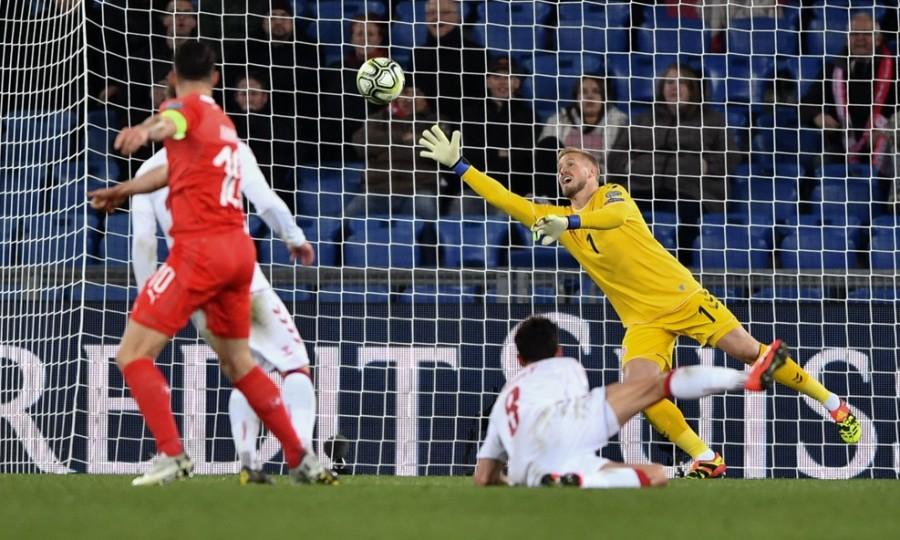 Απίστευτη Δανία, πήρε βαθμό με τρία γκολ στα τελευταία έξι λεπτά!